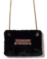 Margarin Fingers - [bf] Fur Cross Body Bag - Lyst