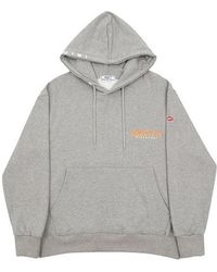 ANOUTFIT - [unisex] Anoufit Artwork Hoodie Gray - Lyst