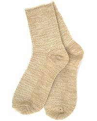 W Concept - Womans Socks Mini Block B 18044700-99 - Lyst