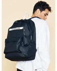 W Concept - Unisexsd Fl Backpack-black - Lyst