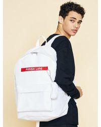 W Concept - Unisex-sd Fl Backpack-white - Lyst