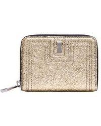 Joy Gryson - Naomi Zipper Card Wallet Lw8sv1530_55 - Lyst