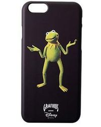 W Concept - Kermit What Iphone Case Black - Lyst