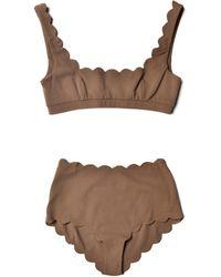 Marysia Swim - Mini Palm Springs Top And Santa Monica Bottom Set - Lyst