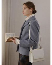 ATCLIP - Time Bag Off White - Lyst