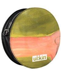 ULKIN - Upcycling Tambourine Bag Ayoi - Lyst