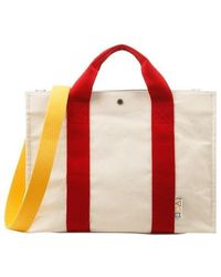 ANDSEEYOU - Jt30 Tote Ha1812 Ivory - Lyst