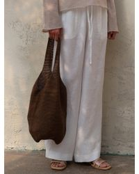 Open House - Exclusive_wholegarment Knit Bag-4color - Lyst