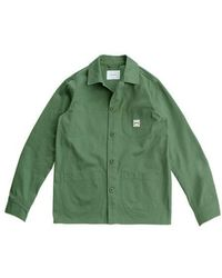 W Concept | Chore Jacket Olive | Lyst