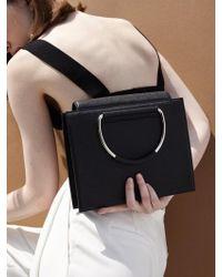 ATCLIP - Arc Bag_black - Lyst