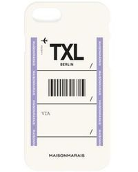 W Concept - Iphone Hard Case Lavender - Lyst