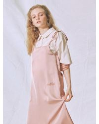 MIGNONNEUF - Club Robe Busiter Pink - Lyst
