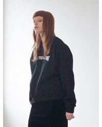 TARGETTO - 372 Halfneck Knit Black - Lyst