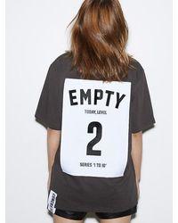 Studio Concrete - Series 1 To 10 Unisex T-shirt 2 Empty - Lyst