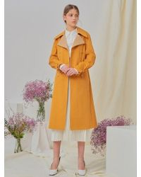 NU PARCC - Check Colour Scheme Trench Mustard - Lyst