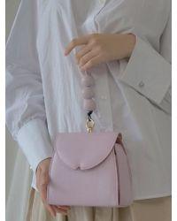DESMAMAN - Bloom Bag Light Purple - Lyst