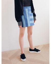 Noir Jewelry - Inter Skirt - Lyst