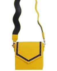 bpb - Sailor Chain Bag Yellow - Lyst
