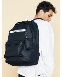 W Concept - [unisex]sd Fl Backpack(black) - Lyst