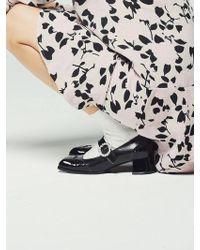 W Concept - Bobby Maryjane Shoes Black - Lyst