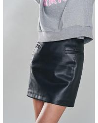 Blanc & Eclare - Garland Skirt_1743bl - Lyst