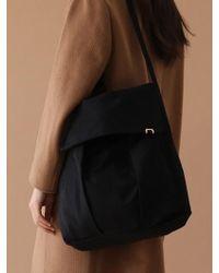 UNDERCONTROL STUDIO - Ladder Bag - Wrinkle - Npc - Dark Black - Lyst