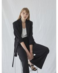 NILBY P - Summer Cool Jacket Bk - Lyst
