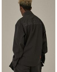 OVERR - [unisex] Bs Gray Shirts - Lyst