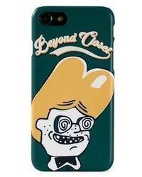 Beyond Closet - [unisex]colette Edition Red Nerd Boy Iphone7 Case Deep G - Lyst
