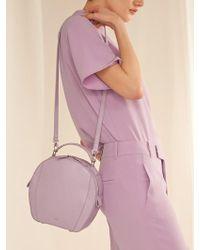 MADGOAT - Two Way Rocket Bag Lilac Shoulder Bag - Lyst
