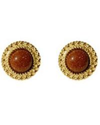 FLOWOOM - Frame Earrings - Lyst