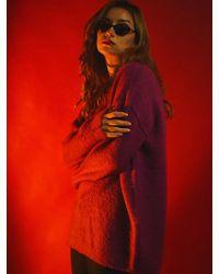 SHETHISCOMMA - [unisex] Over Mohair Knitwear - Lyst