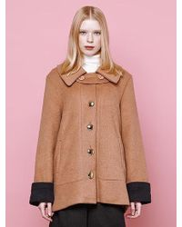 Margarin Fingers - Bonbon Coat - Lyst