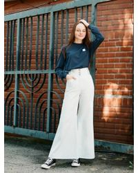 W Concept - Flared Jeans - Lyst