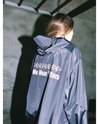 WWWM - [unisex] High Tech Rain Coat - Lyst