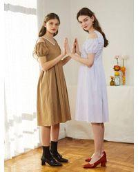 bpb - Dot Dress_2colors - Lyst