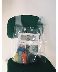 Atelier Park - Marrakesh Line - Sheer Bag_ Basic - Lyst