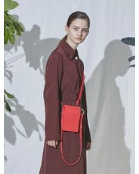 W Concept - Holstering Red - Lyst
