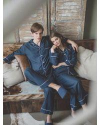 W Concept - Basic Pajamas - Lyst