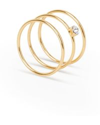 Weekday - Perfect Ring Set - Lyst