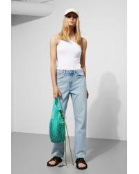 Weekday - Voyage Spring Blue Jeans - Lyst