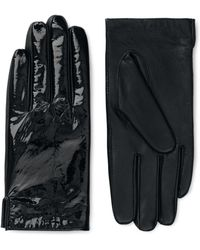 Weekday - Space Leather Gloves - Lyst