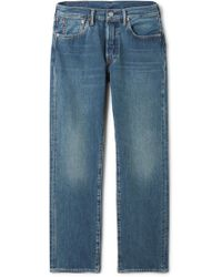 Levi's | 501 Original Electric Ave Jeans | Lyst