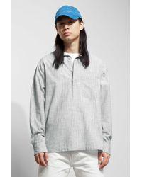 Weekday - Vito Striped Shirt - Lyst