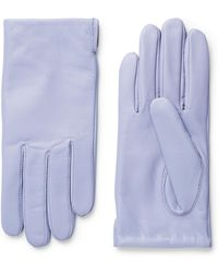 Weekday - Galaxy Leather Gloves - Lyst
