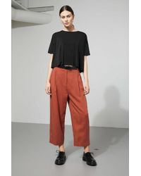 Weekday - Alizie Trousers - Lyst