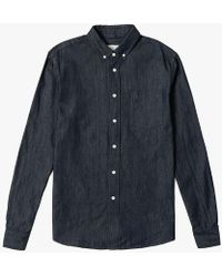 Saturdays NYC - Crosby Denim Shirt - Lyst