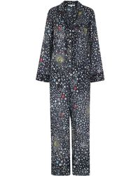 Whistles - Lily And Lionel Celeste Pyjama - Lyst