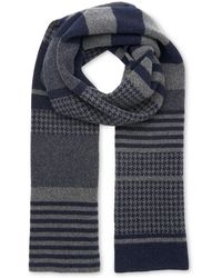 Whistles - Green Thomas Wool Scarf - Lyst