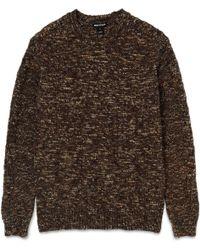 Whistles | Donegal Melange Sweater | Lyst